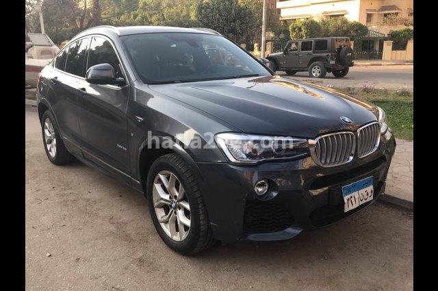X4 BMW رمادي