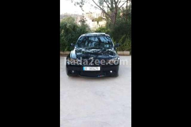 325 BMW Black