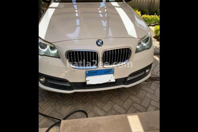 520 BMW أبيض