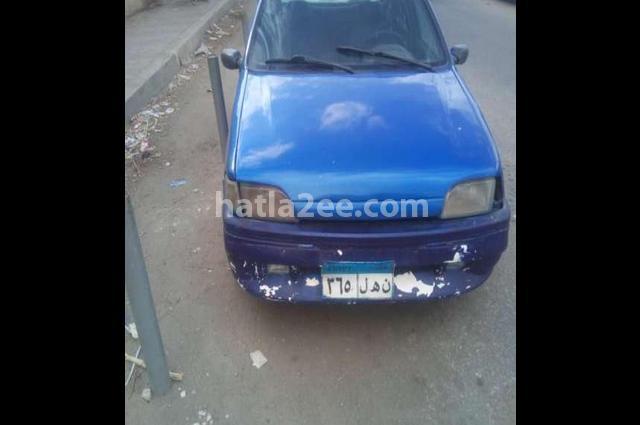 Fiesta Ford أزرق