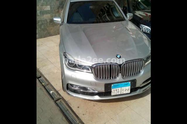 740 BMW Silver