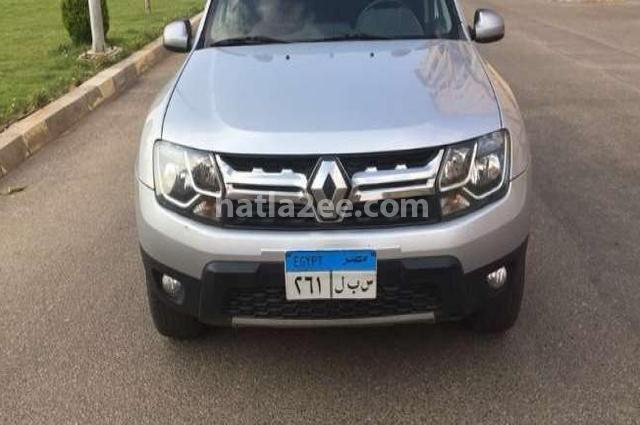 Duster Renault Silver
