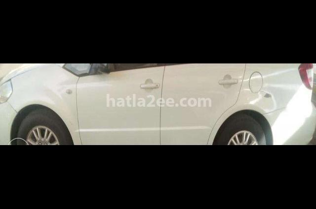 Sx4 Suzuki White