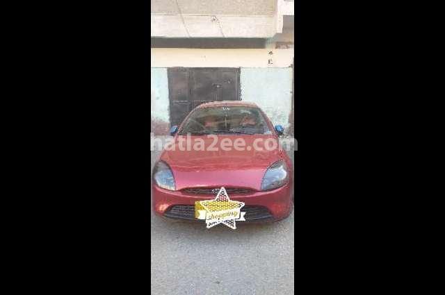 Puma Ford احمر