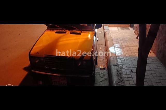 2107 Lada اصفر