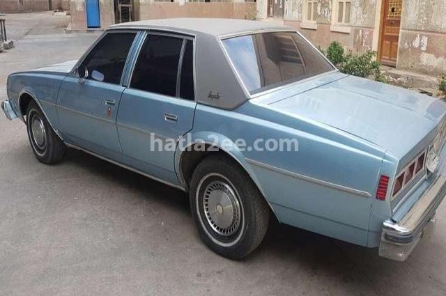 Impala Chevrolet سماوى