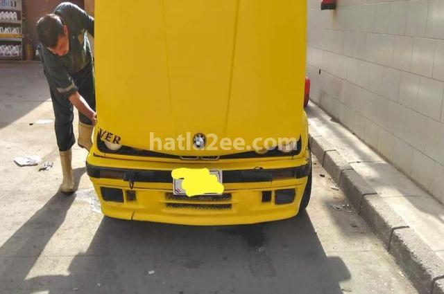 318 BMW اصفر