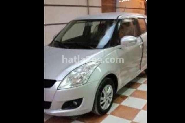 Swift Suzuki 2015 Damietta Silver 2543239 - Car for sale