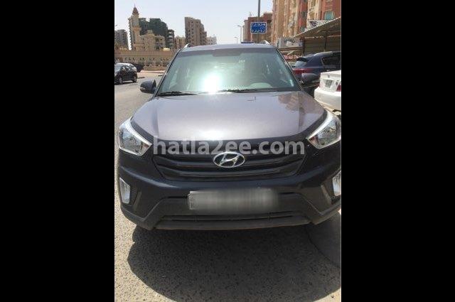 Creta Hyundai رمادي