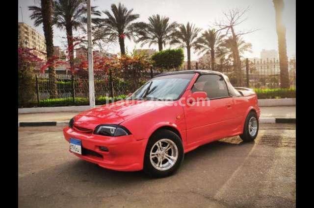Swift Suzuki احمر
