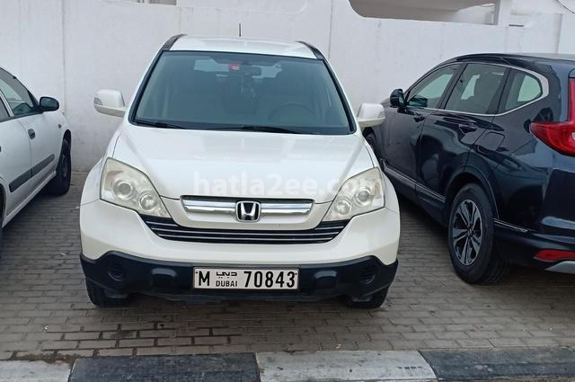 CRV Honda أبيض