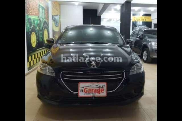 301 Peugeot أسود