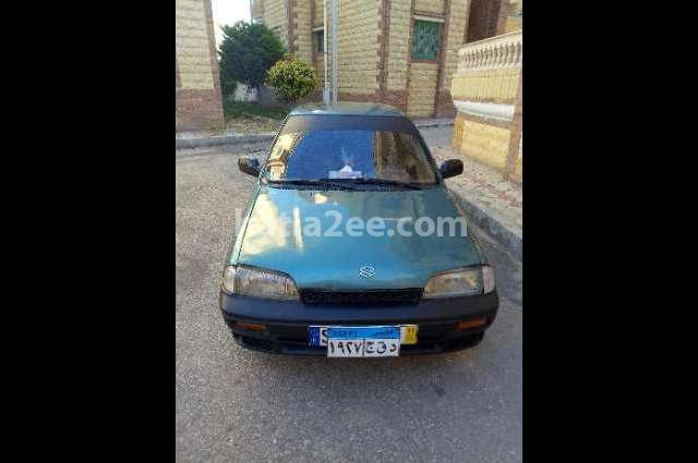 Swift Suzuki أزرق