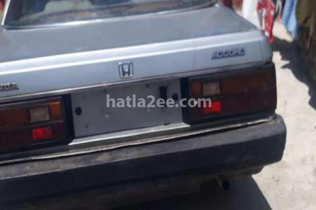 Accord Honda رمادي