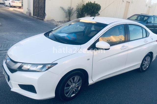 City Honda White