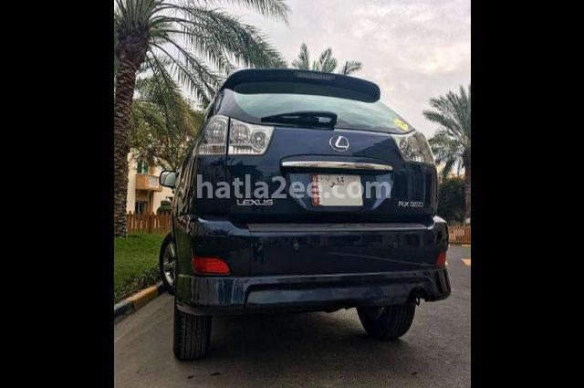 Rx Lexus أزرق