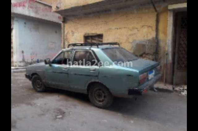Y140 Datsun 1980 Bilbeis Green 2556922 Car For Sale Hatla2ee