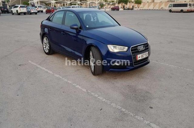 A3 Audi أزرق