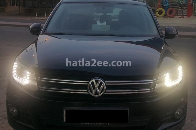 Tiguan Volkswagen Black