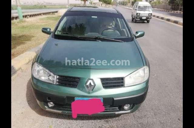 Megane Renault زيتوني