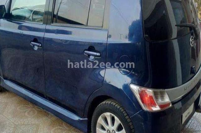 Materia Daihatsu الأزرق الداكن