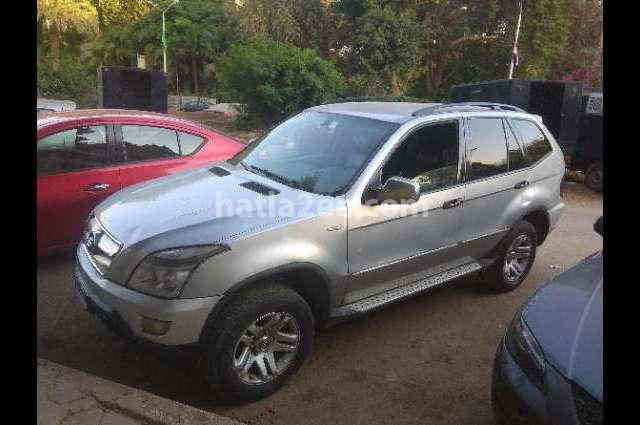 Musso Ssang Yong Silver