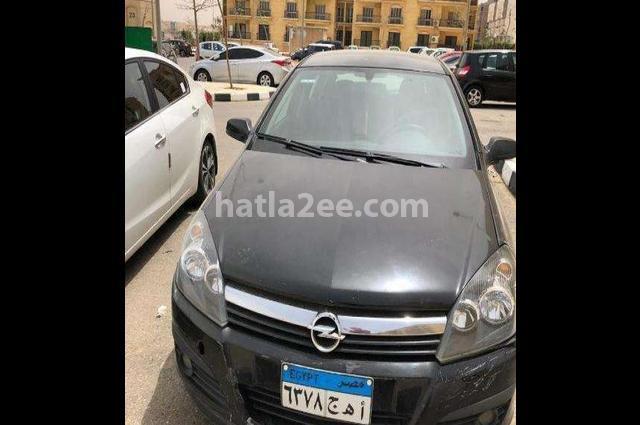 Astra Opel Black