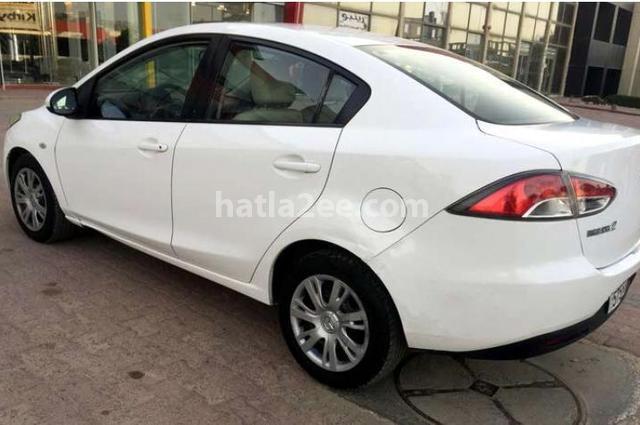 Mazda 2 Mazda White