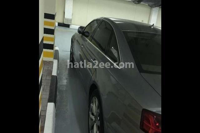 A6 Audi Gray