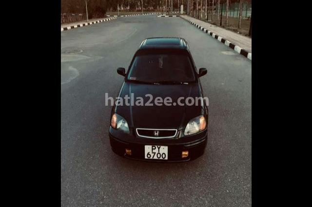 Civic Honda Dark blue