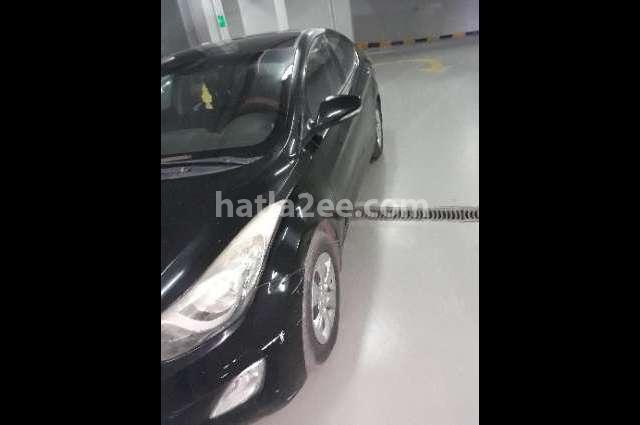 Elantra MD Hyundai Black