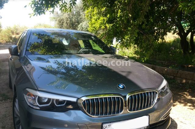 530 BMW رمادي