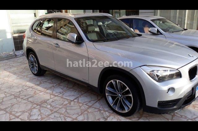 X1 BMW Silver