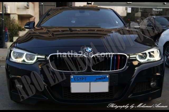 340 BMW أسود