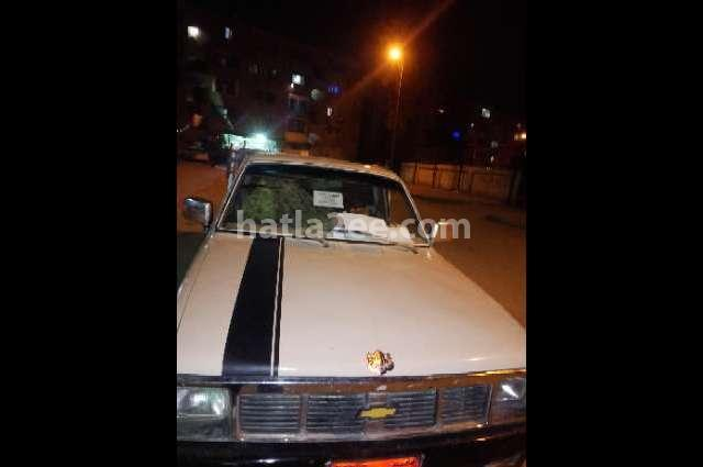Pickup Chevrolet Beige