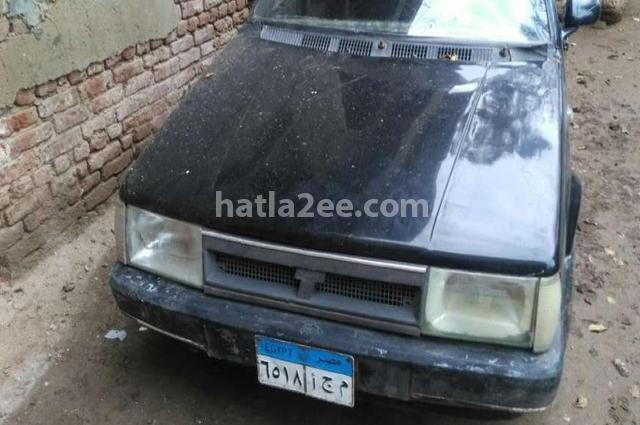 Regata Fiat Black