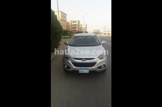 IX 35 Hyundai Silver