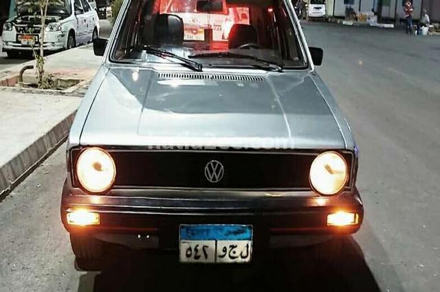 Golf Volkswagen Silver
