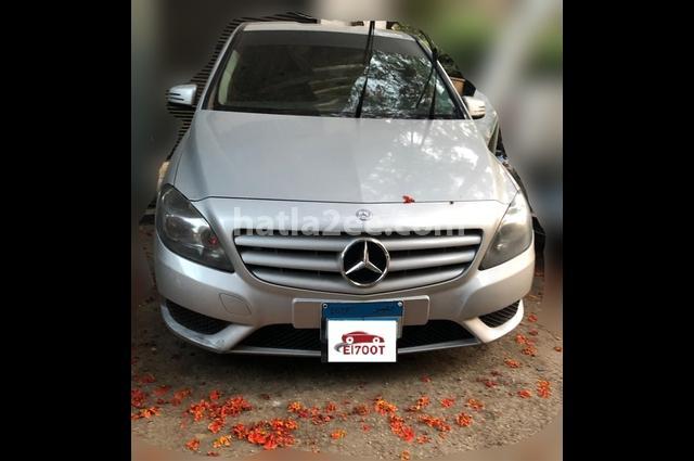 B 200 Mercedes Silver