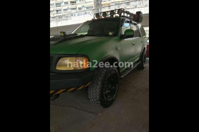 Expedition Ford Green