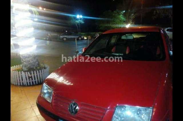 Bora Volkswagen Red
