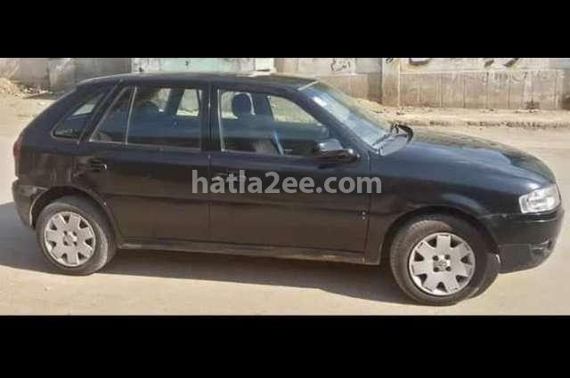 Pointer Volkswagen أسود