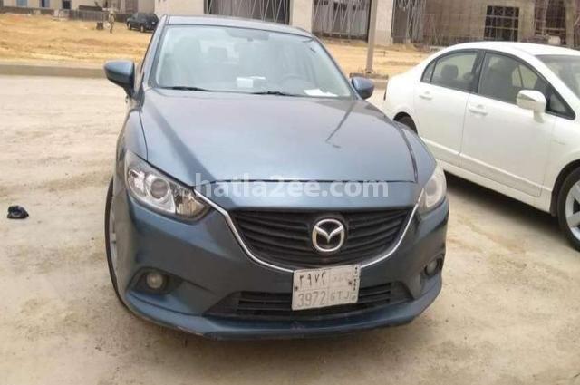 Mazda 6 Mazda أزرق