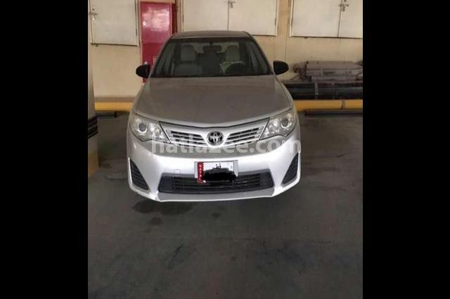 Camry Toyota Silver