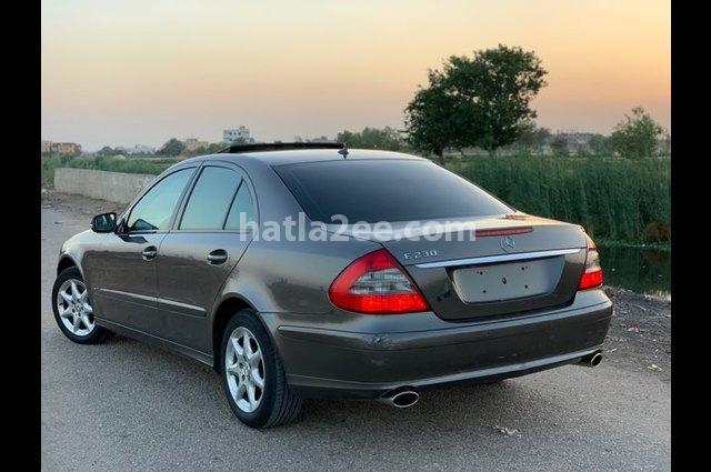 E 230 Mercedes Bronze