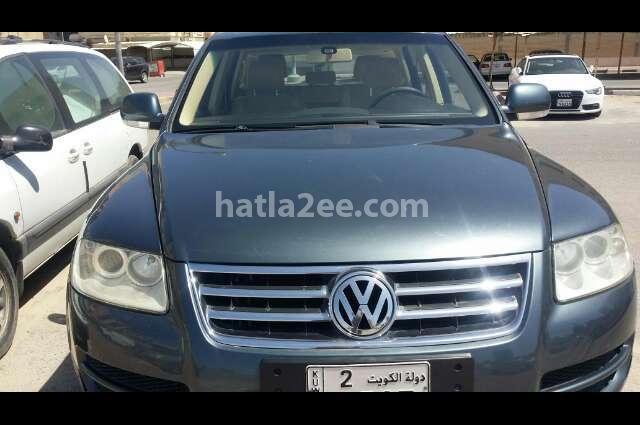 Touareg Volkswagen رمادي