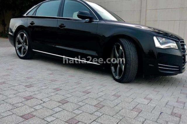 A8 Audi Black