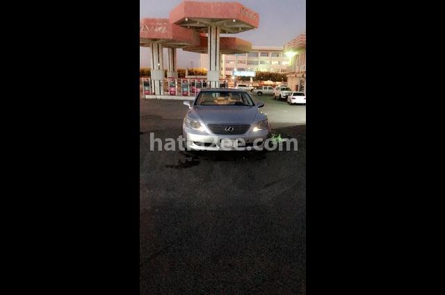 Ls Lexus Silver