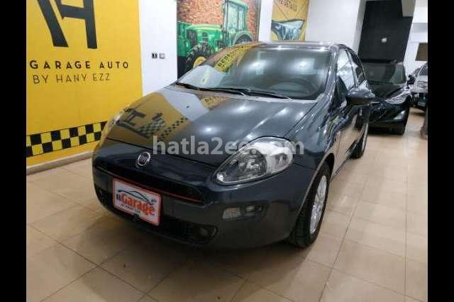 Punto Fiat Gray