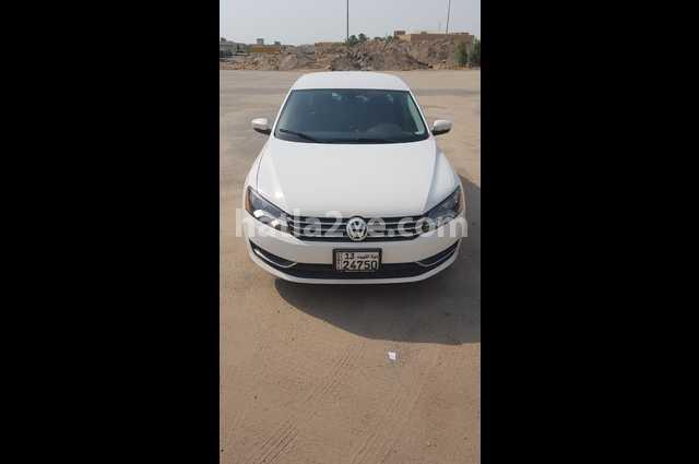 Passat Volkswagen White
